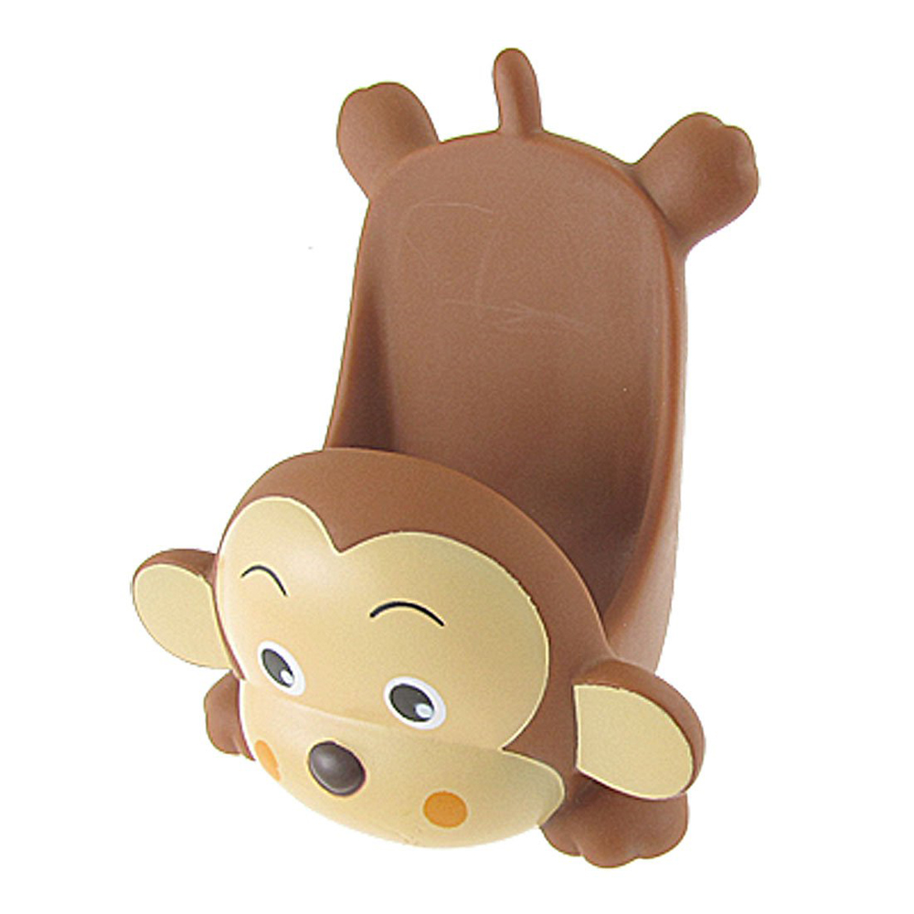 New Hotsale Best Price In Aliexpress promotion Tabletop Adorn Coffee Color Monkey Shape Phone Mp5 Stand Holder(China (Mainland))