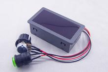 Buy Digital display PWM DC motor speed controller 6V 9v 12V 24V (6-30v) Variable speed switch controller for $6.40 in AliExpress store