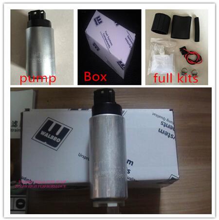 High performance Walbro fuel pump gss342 255LPH fuel pump internal type for Niss*an Honda and racing car(China (Mainland))