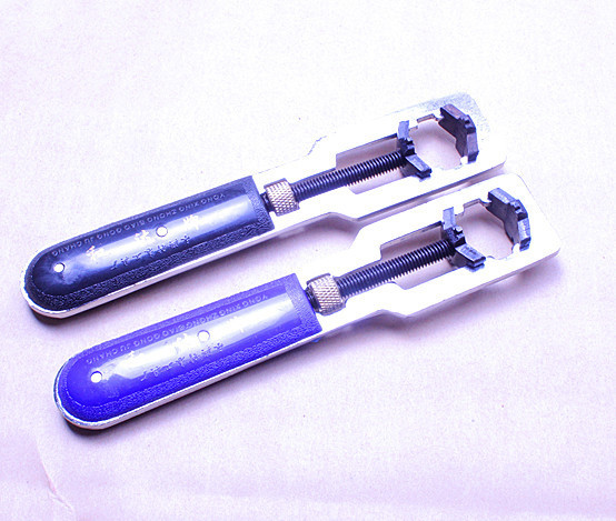 Wholesale 2PCS/pair hight quality watch repair tool Watch Case/Back Cover Opener/Wrench Remover Repair tool-201303114