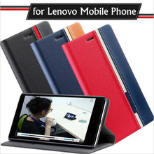 Buy New case Lenovo A319 A806 A2010 A5000 A6000 A7000 A7010 S60 S650 S660 S580 S90 Double color Flip PU Leather back cover Shell for $2.96 in AliExpress store
