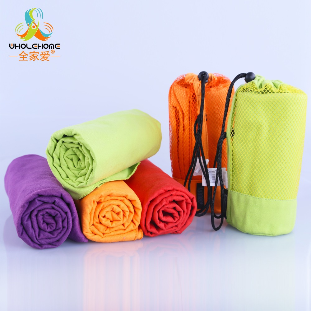 70x130cm Larger Size Sports Towel With Bag Microfiber Gym Towel toalha de esportes Swimming Travel essiential 4 colors(China (Mainland))
