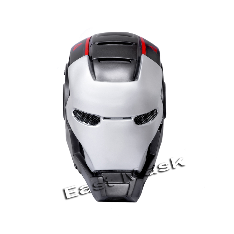 Halloween Masquerade Mask Iron Man FRP CS field protective mask M029-B dance mask(China (Mainland))
