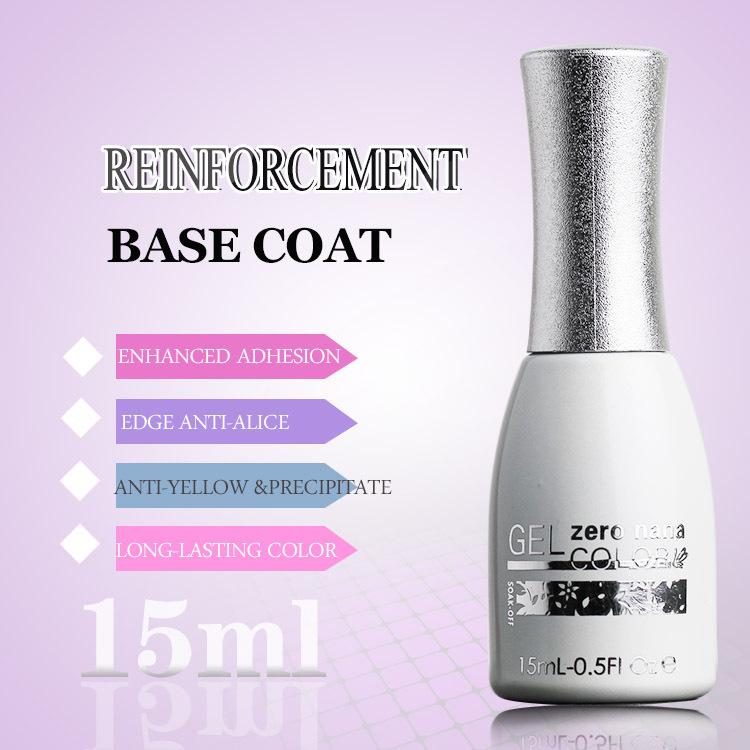Primer Hardener 15ml Foundation Pro soak off base coat UV led nail gel hardener Acrylic UV Gel System free shipping(China (Mainland))