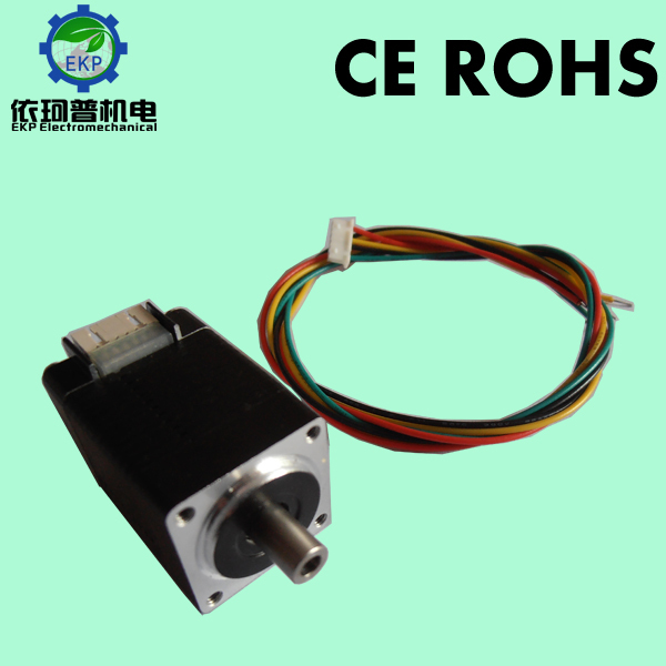 nema 8 Hollow Shaft Hybrid Stepping Motor, 4-Wire,1.8 Degrees, 20MM Stepper Motor, 0.48N.m,30 mm long,Used for SMT machine(China (Mainland))
