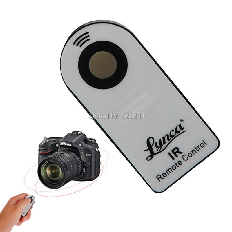 Multifunctional IR Remote Control For Canon Sony Pentax Nikon D7000 D5100 D5000 D3000 D90 D70 D60 D40(China (Mainland))