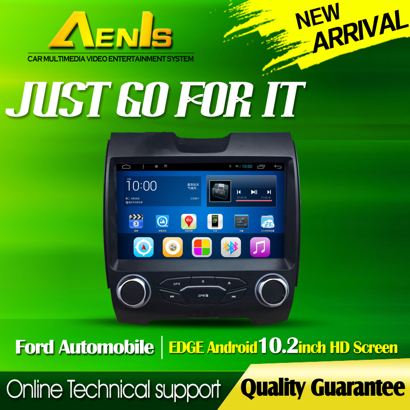 HD 1024*600PX Android System Car Navigation car radio GPS For Ford EDGE With 3G WiFi Canbus OBD DVR(China (Mainland))