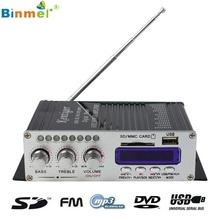Buy Superior 2CH 200W Power Mini HiFi Audio Stereo AMP Amplifier ipod Car Black Dec20 for $15.95 in AliExpress store