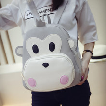 Buy New collection cute cartoon women backpack korean style summer fresh student preppy style casual match school bag book bag for $22.99 in AliExpress store