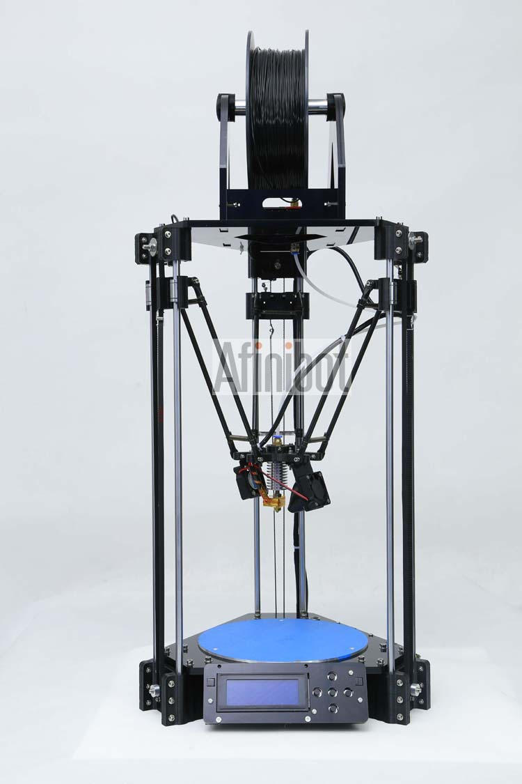 Delta 3D Printer - 2014 Top Quality Design Best Fully Assembled kits 3D Drucker(China (Mainland))