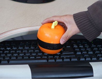 keyboard/car/ table mini cleaner, portable,  with brush, Christmas gift, Wholesale, Freeshipping