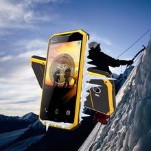 """2016 hot design Dustproof shockproof waterproof rugged smart phone android 5.1 5.0"""" screen newest model Kenxinda mobile phone"""
