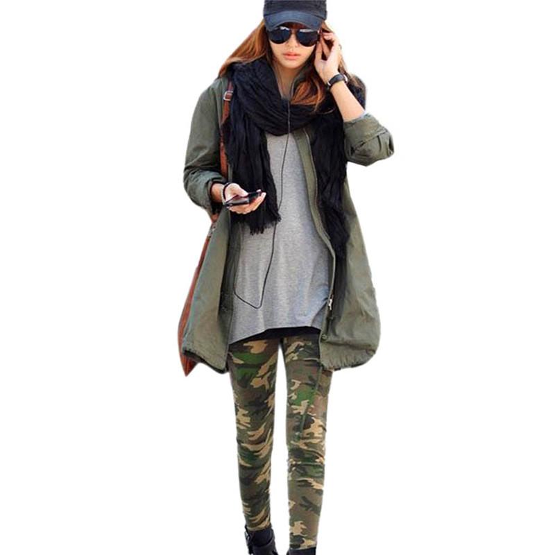 Women Leggings Graffiti Style Slim Camouflage Stretch Trouser Army Leggings Pants WY01(China (Mainland))
