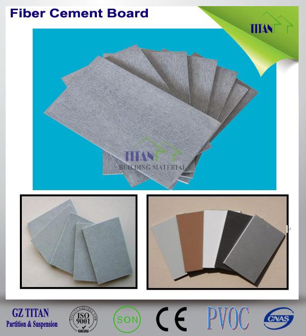 Cement Board Brand Names : Wall panel fiber cement board for bathroom in