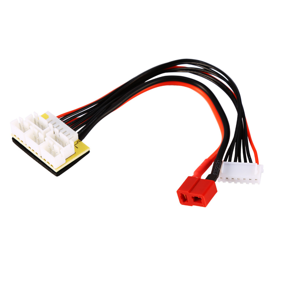 1pcs 3X2S 2X3S Balance Charger Adapter Cable Board Imax B5 B6 B8 For RC Battery Multi-Function Adaptor High Quality(China (Mainland))