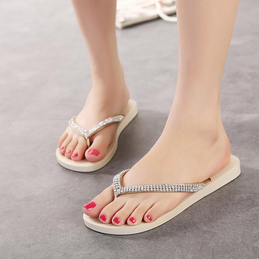 sandals 2015 summer flip flops shoes