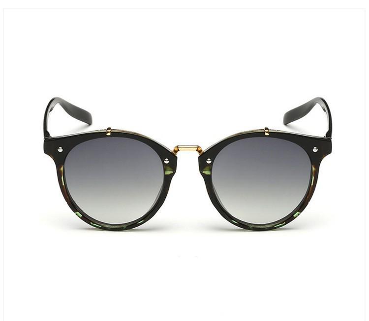 2016 Classic Brand Designer Sunglasses Women Men Retro Round Sun Glasses Woman shades Mirror Eyewear Lady Male Female Sunglass (39)