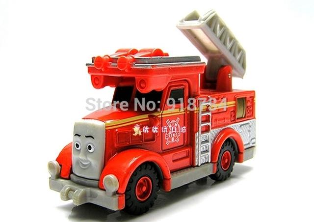 100% оригинал, литье под давлением Томас Поезд Двигателя-ФЛИНН бесплатная доставка