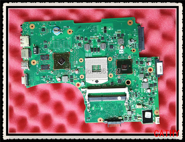 SPS:V000218130 for Toshiba L600 motherboard 6050A2332301-MB-A02 PN:1310A2332306 ATI HD 5470 100% fully tested(China (Mainland))