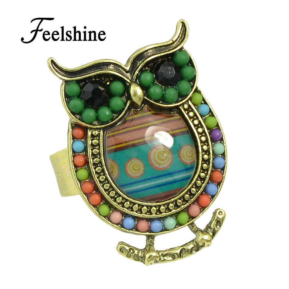 Owl Wedding Ring Promotion Shop for Promotional Owl Wedding Ring