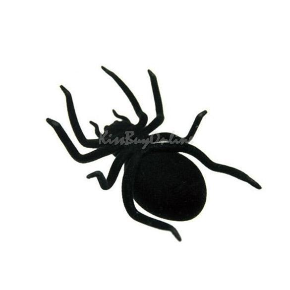 Mini Solar Powered Spider Robot Insect Toy Fun Gift ST1#(China (Mainland))