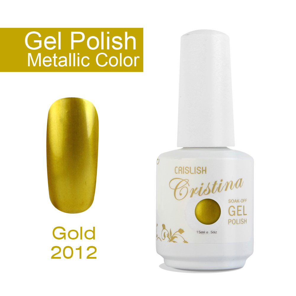 Gold Gel Nail Polish: Compare Prices On Gold Metallic Nail Polish- Online