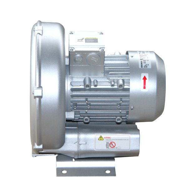 2RB410H06 High pressure air blower,vacuum pump,electric air compressor,,ring blower(China (Mainland))