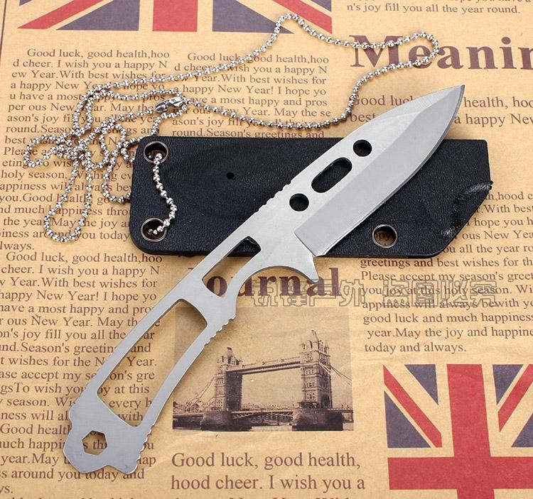 Buy ONEPIECE Survival Knife BUCK Fixed 420 Blade Knife With ABS Sheath Tactical Hunting Knifes Camping Knives Outdoor EDC Tools K365 cheap