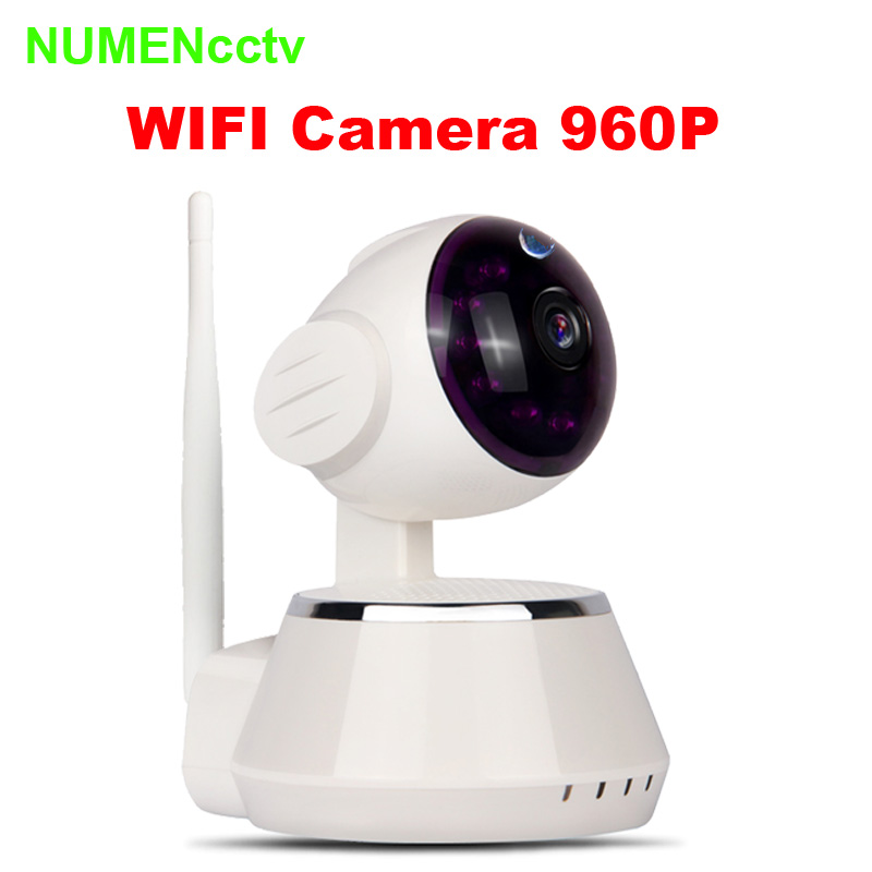 Wi-Fi IP cam supports external wireless alarm equipment, infrared sensor door sensor alarm remote monitoring phone view security<br><br>Aliexpress