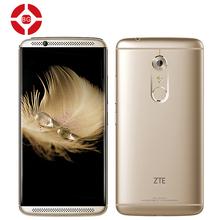 "Оригинал ZTE Axon 7 Привет-fi Snapdragon 820 MSM8996 Quad Core 2.15 ГГц 20.0MP 5.5 ""мобильный Телефон 4 ГБ RAM 64/128 ГБ ROM Отпечатков Пальцев(China (Mainland))"