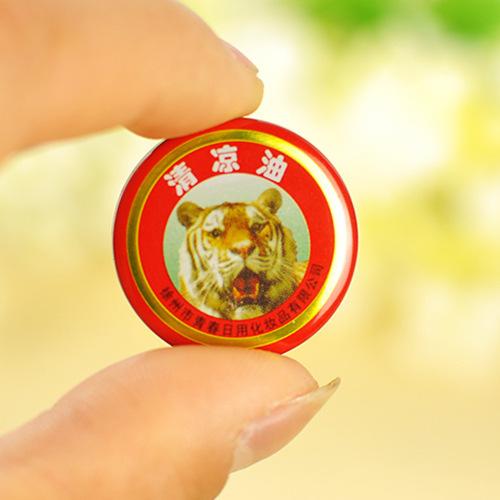 3pcs/lot Tiger Balm Essential Oil Refresh Oneself Influenza Cold Headache Dizziness Summer Mosquito(China (Mainland))