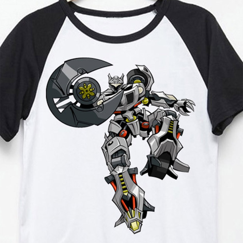 Transformers Optimus Prime Megatron t shirt men women size vintage styleОдежда и ак�е��уары<br><br><br>Aliexpress