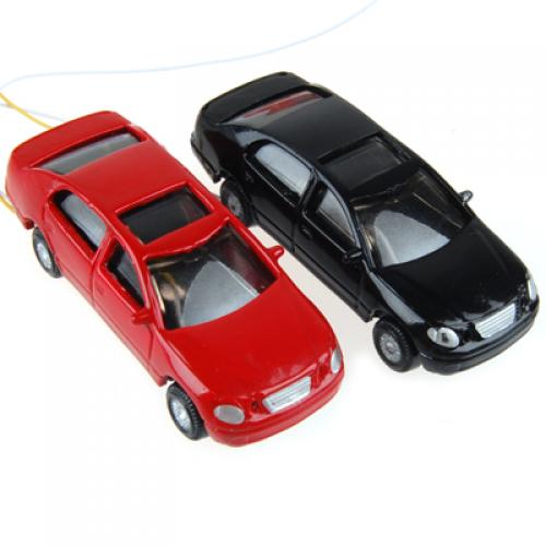 10 Pcs HO Scale 1/100 Well Painted Model Cars Train Railway Street Scenery Building Layout Toys