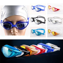 2015  Summer Style Adult Non-Fogging Anti UV Adjustable Eye Protect Swim Swimming Goggle Glasses Brand Design Free Shipping N799(China (Mainland))