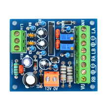 Buy 12V Power Amplifier VU Meter Driver Board DB Audio Level Meter TA7318P DENON for $10.11 in AliExpress store