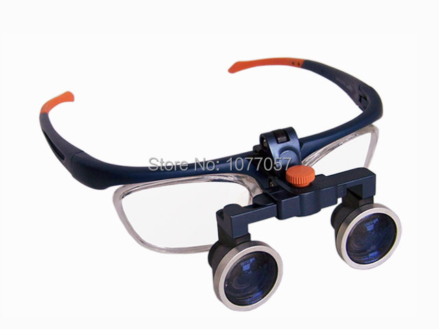 High Quality Ultra-Light 3.5X Medical magnifying glass Surgical loupes Dental Loupes medical loupes head loupes<br><br>Aliexpress