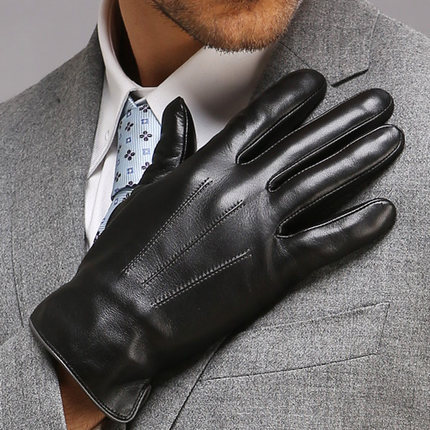 Thin Leather Gloves For Men Leather Gloves Men Warmth