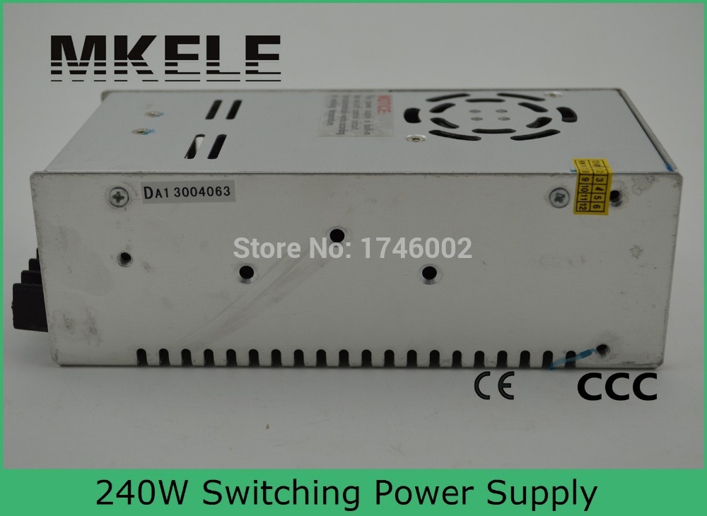 High reliable universal input range hot sale power supply 30v S-240-30 8a with CE certification 240w 30v customized<br><br>Aliexpress