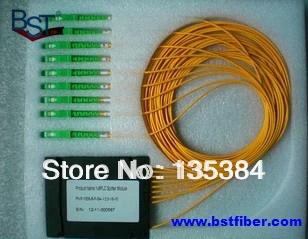 SC/APC SM Single Mode 9/125um 2.0mm Fibre Optical PLC Splitter-Share Fiber network(China (Mainland))