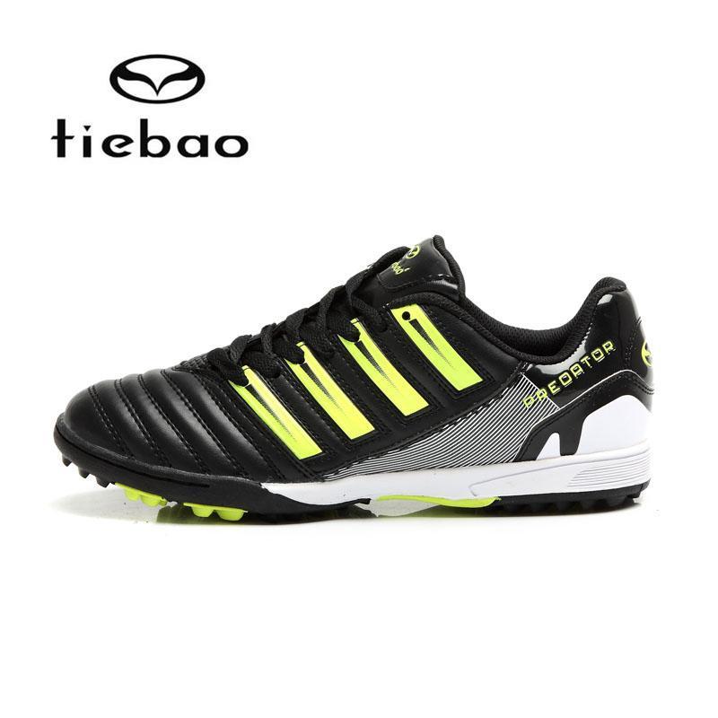 TIEBAO Professional Outdoor Soccer Shoes Soccer Shoes Indoor Men Training Shoes Elastic Bottom Football Shoe botas de futbol<br><br>Aliexpress
