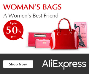 Bags from AliExpress