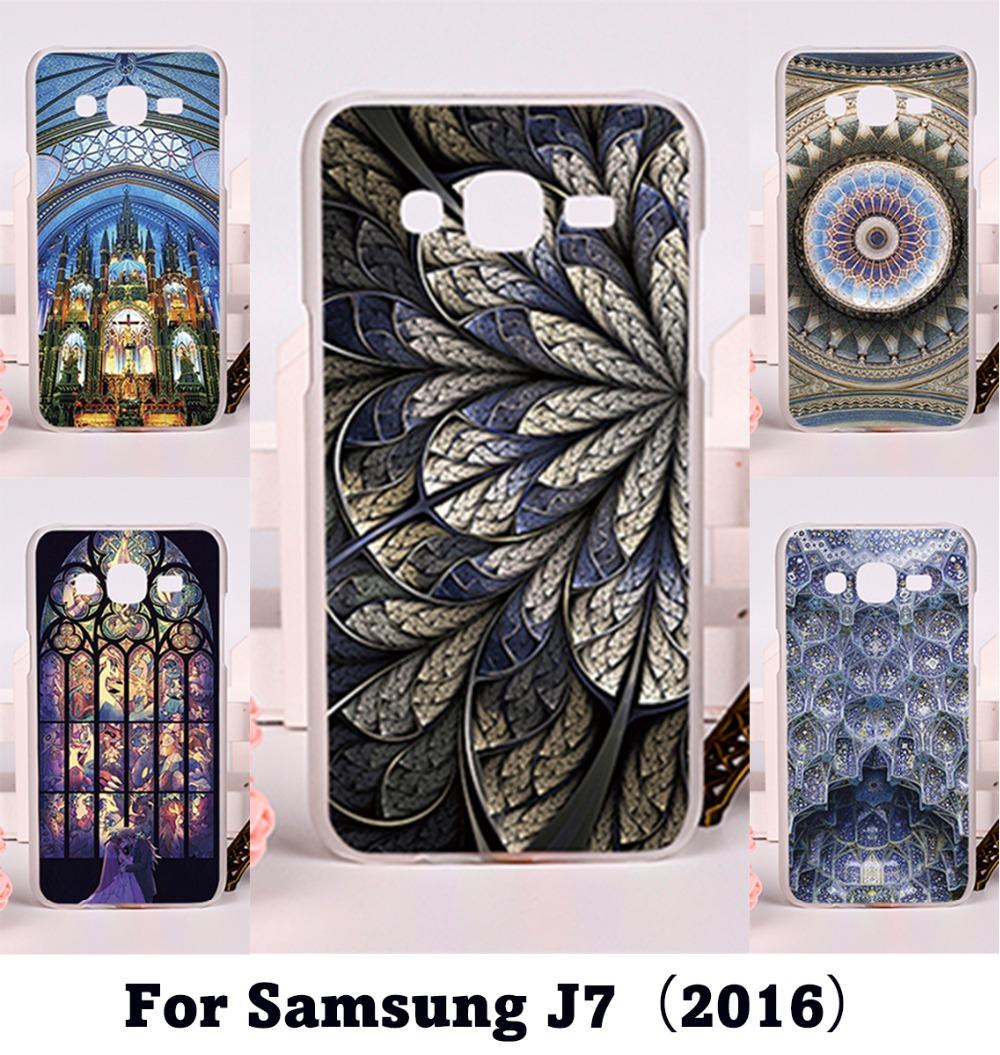 Unique Diy Printing Hard Plastic Phone Cases For Samsung Galaxy J7
