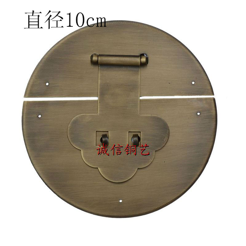 Antique furniture, copper fittings Zhangmu Xiang Chinese hardware lock handle hinge Handle(China (Mainland))
