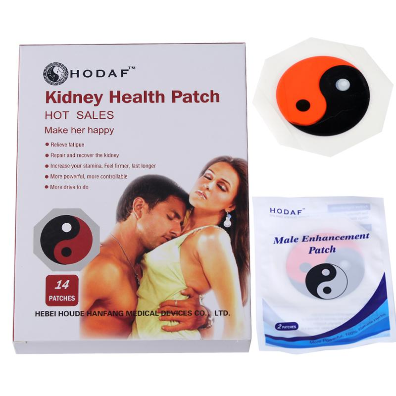 14 pcs / box Male Sex Enhancement Patch Kidney Health Patch With Packaged No Side Effect Make Her Happy You Need Try(China (Mainland))