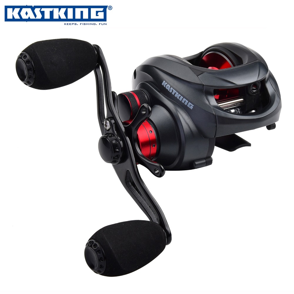 KastKing Spartacus Right or Left Baitcasting Reel 12BBs 6.3:1 Gear Ratio High Speed Bait Casting Carp Fishing Reel(China (Mainland))