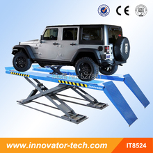 Low profile wheel alignment car lift with alignment configuration for car lifting model IT8524(China (Mainland))