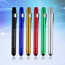 1PC High Quality Penlight Pen Light Torch Emergency Medical Doctor Nurse Surgical First Aid Working Camping Necessity(China (Mainland))