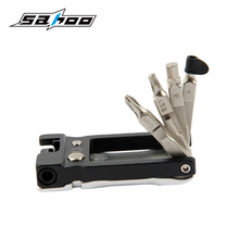 Buy SAHOO 19 1 multi function cycling bike tools bicycle repair tools tool accessories Cr-V chain cutter hex wrench screwdriver for $18.19 in AliExpress store