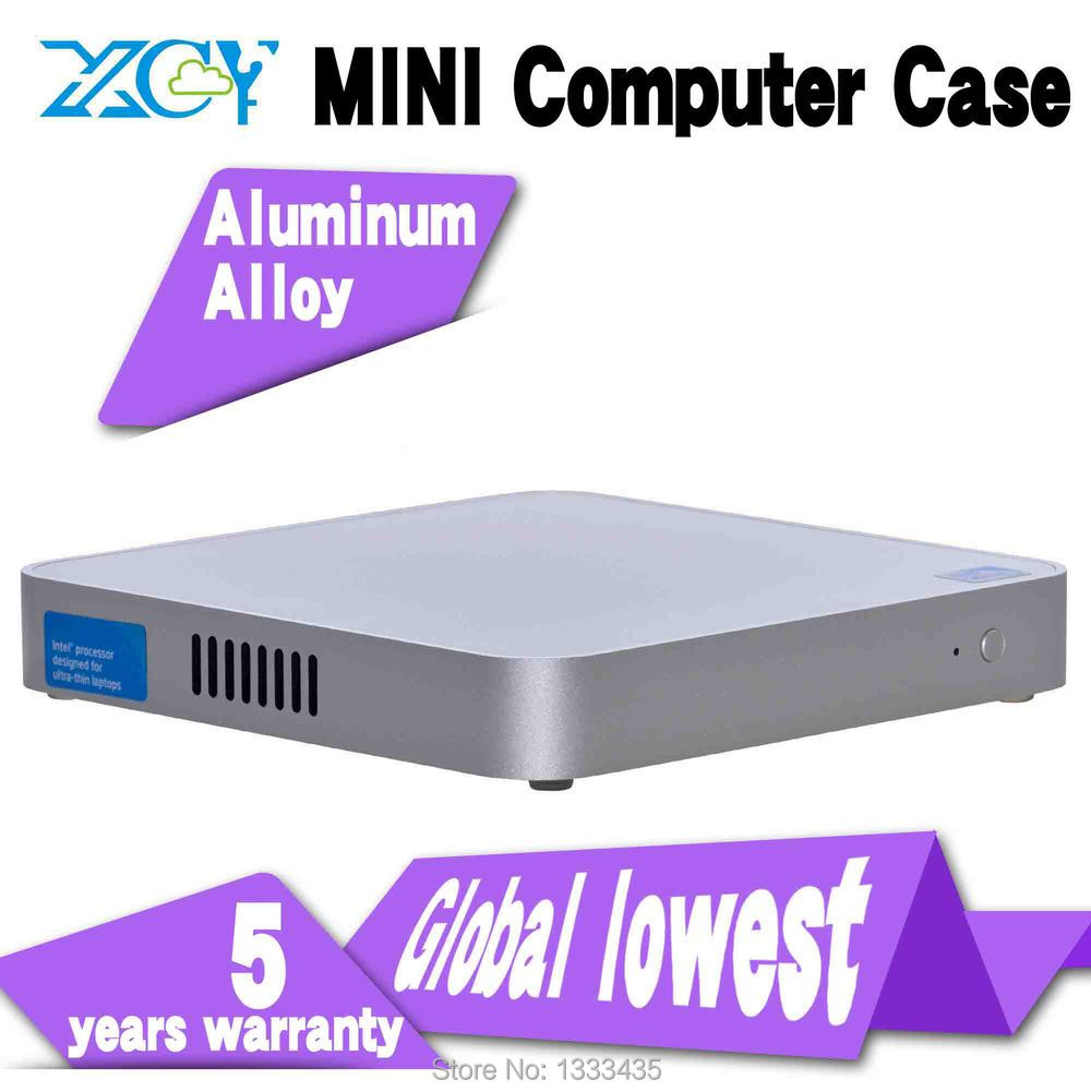 XCY X-26y PC casing micro atx slim computer case computer enclosure support USB Port/switch /power(China (Mainland))