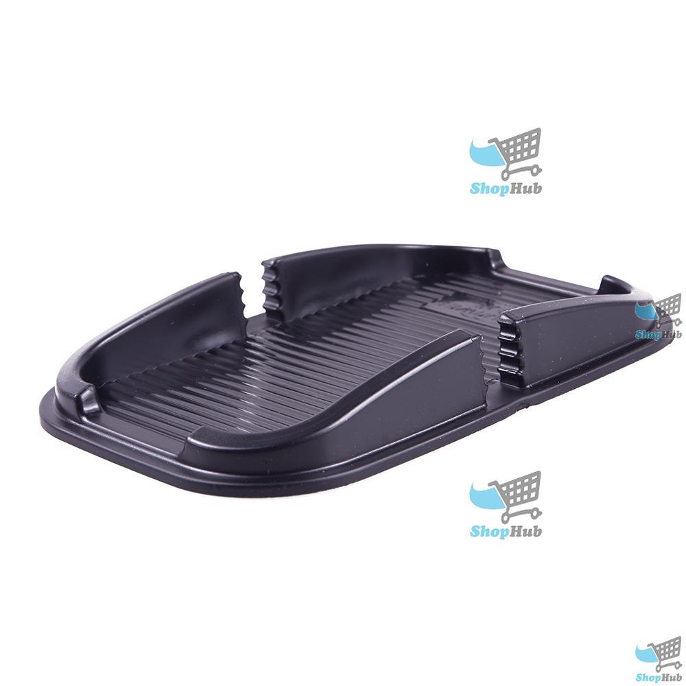 ShopHub Affordable! New Black Car Dashboard Sticky Pad Mat Anti Non Slip Gadget Mobile Phone Holder Content!(China (Mainland))